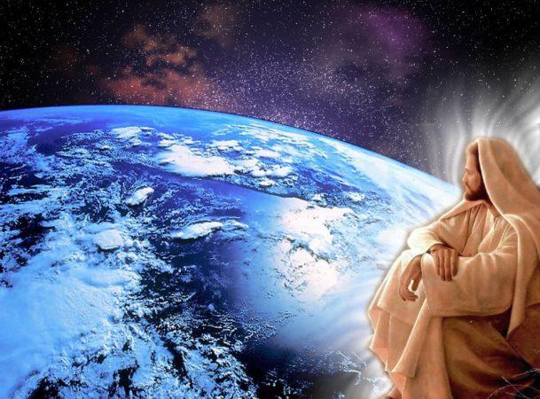 Dumnezeu este împărat peste tot pământul